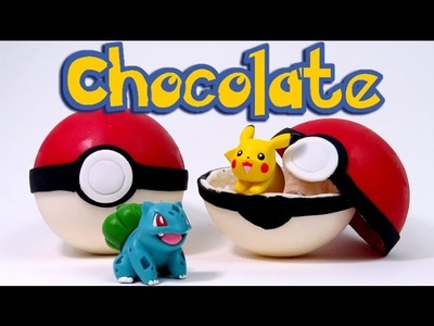 How-To Make Chocolate POKEMON GO Pokeballs