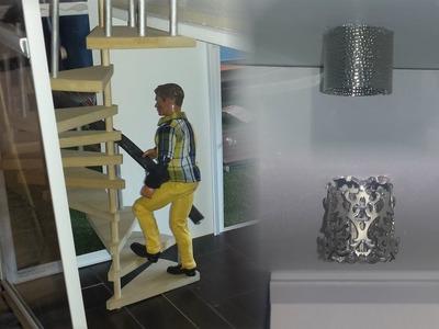 How to make Doll Lamp Shades