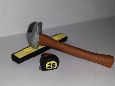 How to make Miniature Tools