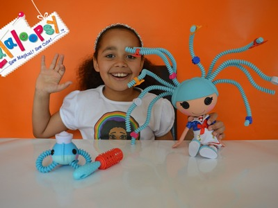 LALALOOPSY SILLY HAIR | Kids Toy Review | Toys AndMe