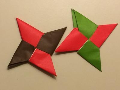Origami for Beginners - Ninja Star
