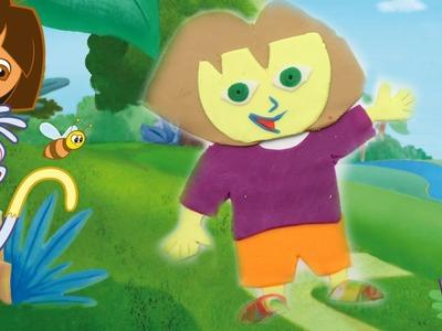 Play doh Dora the Explorer