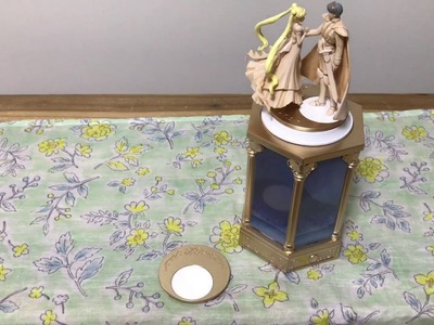 Pretty Guardian Sailor Moon Tuxedo Mirage Memorial Ornament Unboxing