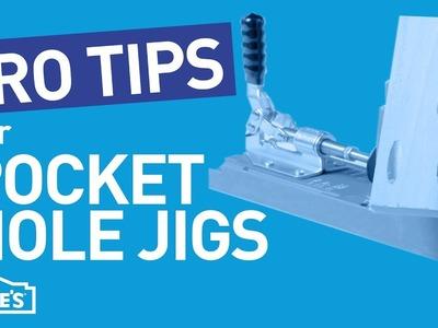 Pro Tips for Pocket Hole Jigs | Beyond The Basics