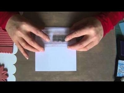 Quick Card Ideas #1 with Leonie Pujol