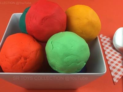 Surprise Play-Doh Balls, Disney Cars, Angry Birds, Mickey Mouse, Disney Frozen Elsa, Olaf, Toys