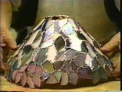 The Making of a Stained Glass Lamp Featuring Meyer