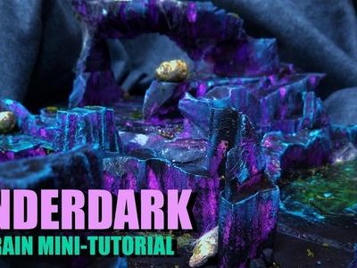 Underdark - Terrain Mini-Tutorial