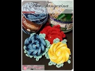 FLOR TANGERINA #LivedaRose 11 ♥ Rose Ragazzon
