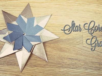 How to fold: Star Corona Grande (Maria Sinayskaya) | Nekkoart