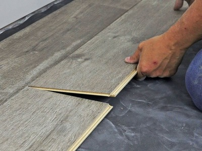How To Install Laminate Plank Flooring
