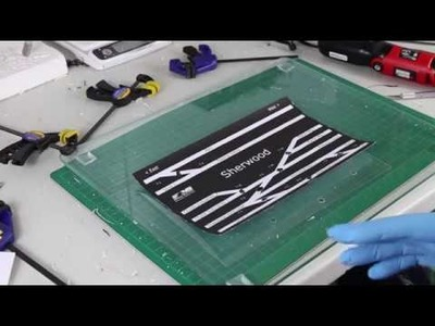 How To Make a Control Panel