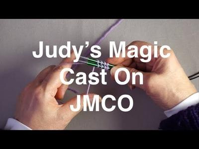 Judy's Magic Cast On