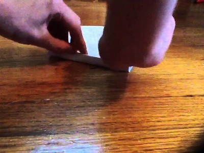 Ken Blackburn's world record paper airplane good for airtime