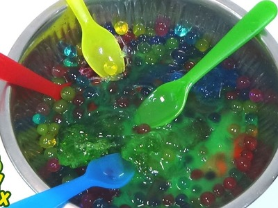 Liquid Monster Color Balloons Dino Chupa Chups Surprise Egg Toys