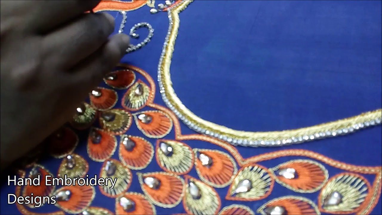 Maggam Work Blouses Online Shopping Blouse Designs 2018 Latest
