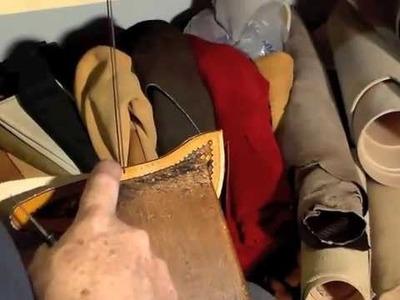 Making a Knife Sheath (5)