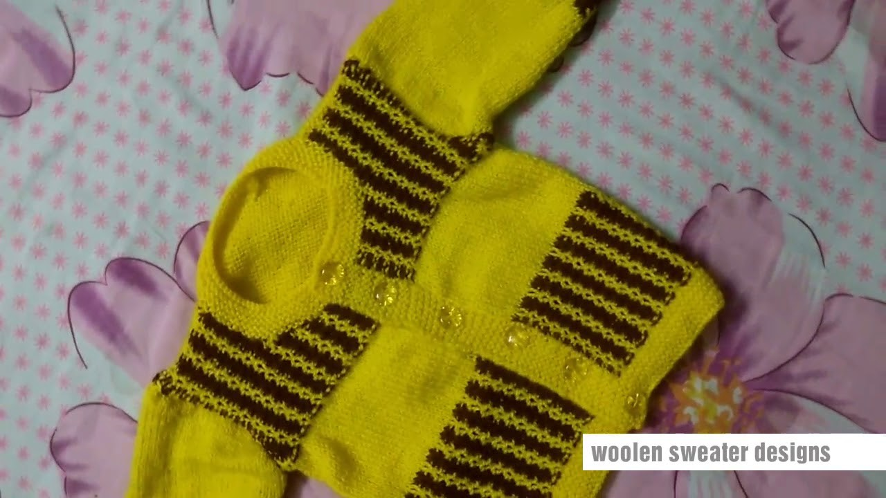 366017ab9f591 New sweater designs for kids or baby in hindi