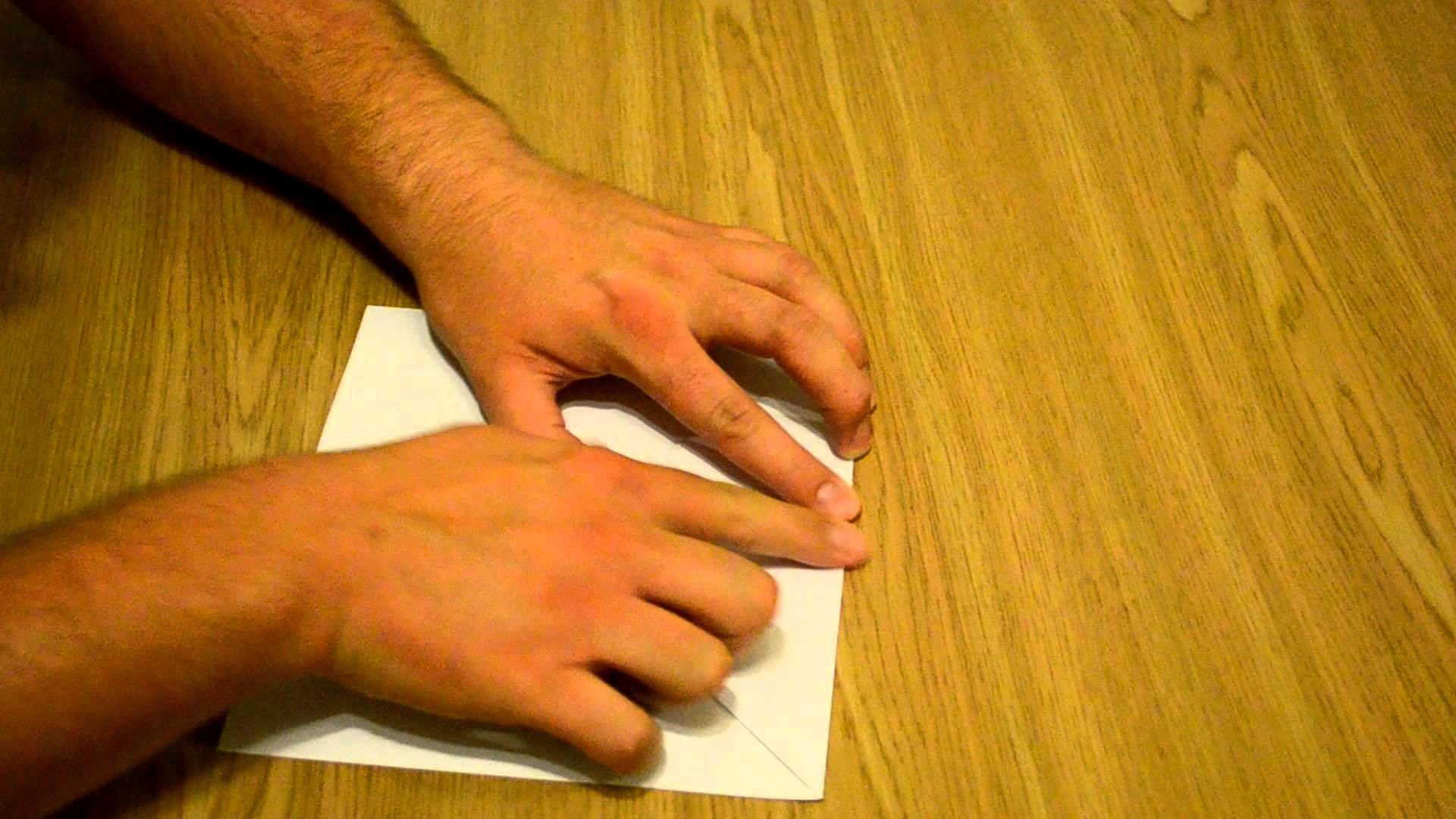 PAPER PLANE how to make a paper plane that glides effortlessly