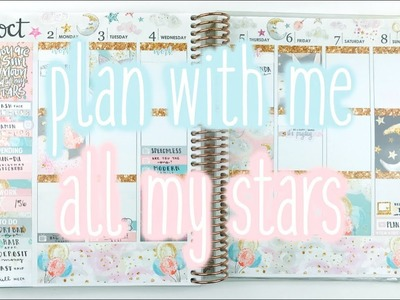 Plan With Me ♡ All My Stars (ScribblePrintsCo.) + Fall Tag!