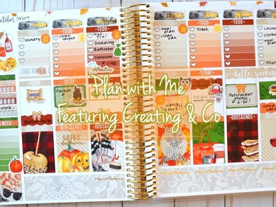 Plan with Me featuring Creating and Co