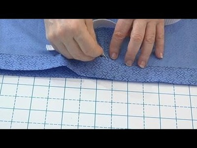 Teach Yourself to Sew: How to Sew Casings for Elastic & Drawstrings
