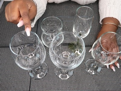 The 5 Glasses Needed for a Formal Place Setting