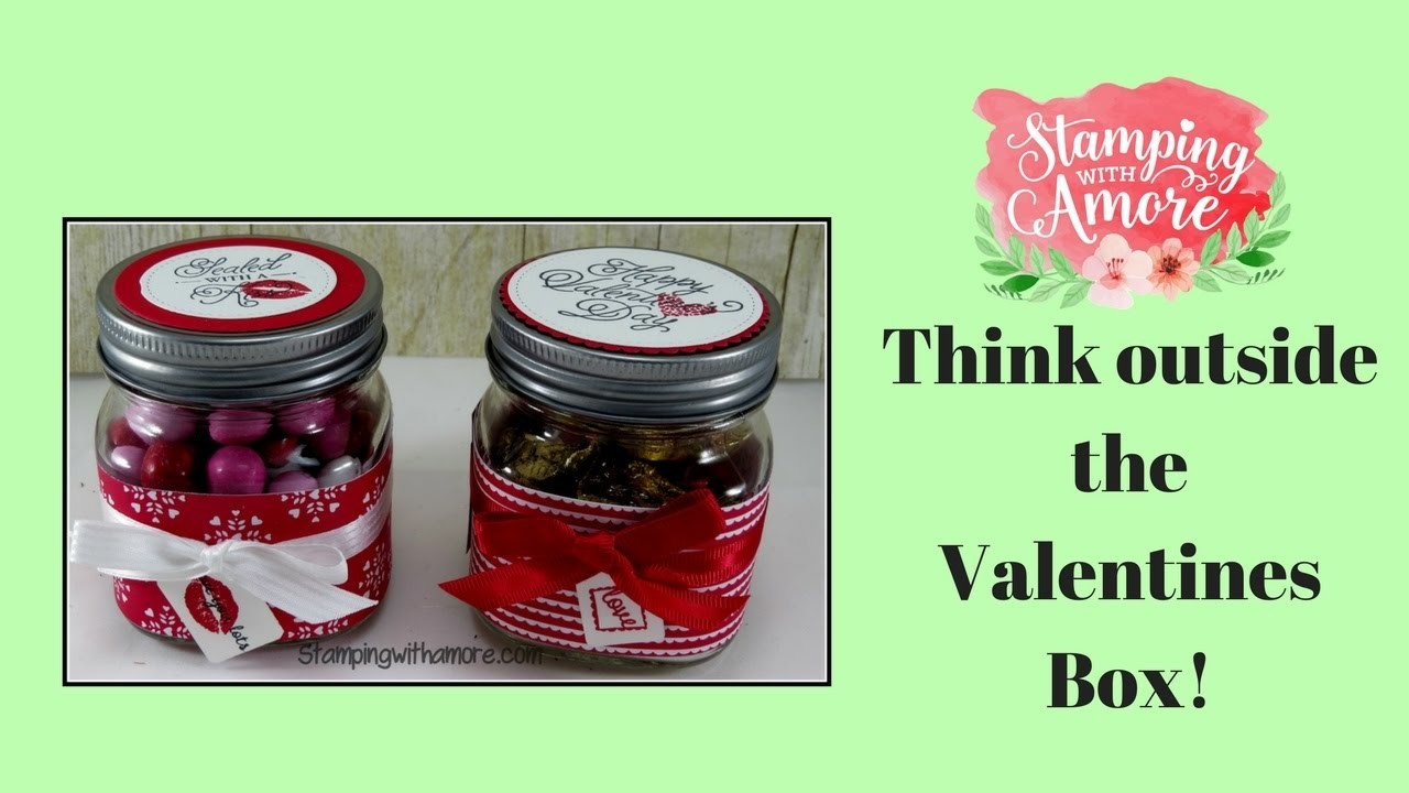 Think out of the Valentine's Box!