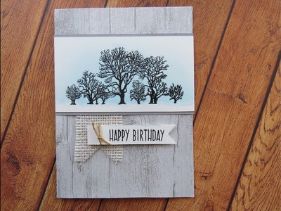 Treeline Mens card easy