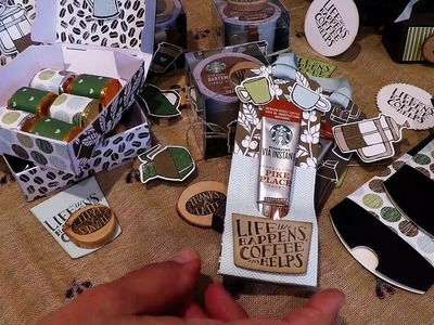 7 Coffee Break Gift & Craft Fair Ideas