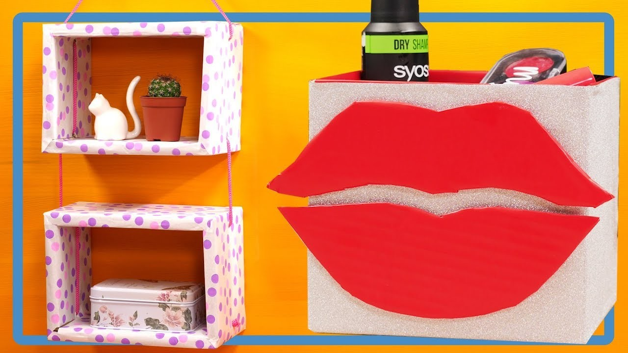 7 DIY tricks everyone must do  Unique decoration for your house. Tips and Tricks