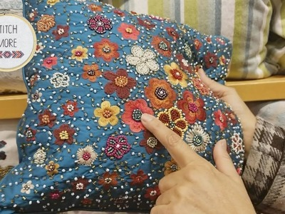 Beautiful embroidery designs ideas - shopping in Canada