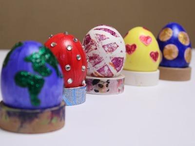 Diy Easter Eggs Decoration | DIY Crafts