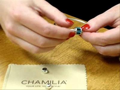 Hi-Ho Silver - How To Use The Chamilia Bangle Bracelet