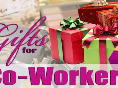 ????HOLIDAY GIFT IDEAS FOR YOUR CO-WORKERS & BOSS!!!! ????