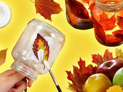 Homemade decoration ideas to show off the best of fall
