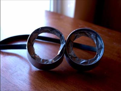 How to Make Minion Glasses