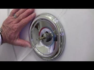 How to Repair a Moen Shower.Tub valve