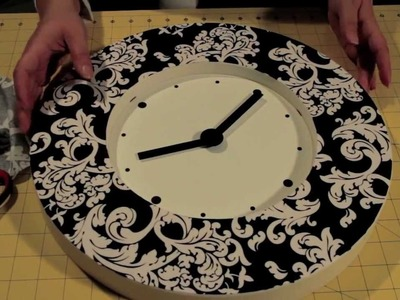 Learn How To Decorate A Clock