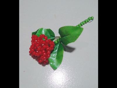 Make a rose flower [puthir golap] blossom 1