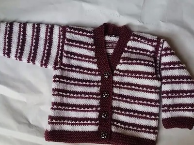 New born baby swetar design