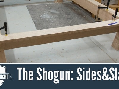 The Shogun - Part 2: Sides & Slats
