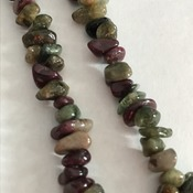 Tourmaline, Multicolor Rondelle, Faceted Rondelle, Tourmaline Bead, Semi Precious, Gemstone Bead
