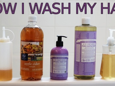 Using Castile Soap for Shampoo -- My Experience