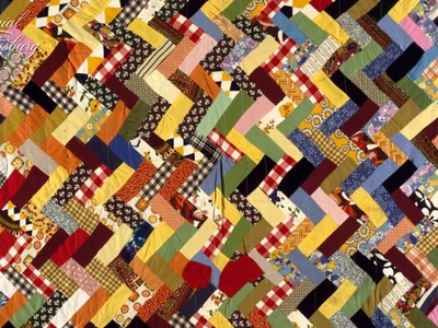 """A Century of African-American Quilts"" at the Art Museum of Colonial Williamsburg"
