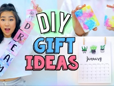 DIY Christmas Gifts! (Friends, Teachers, Parents) | JENerationDIY