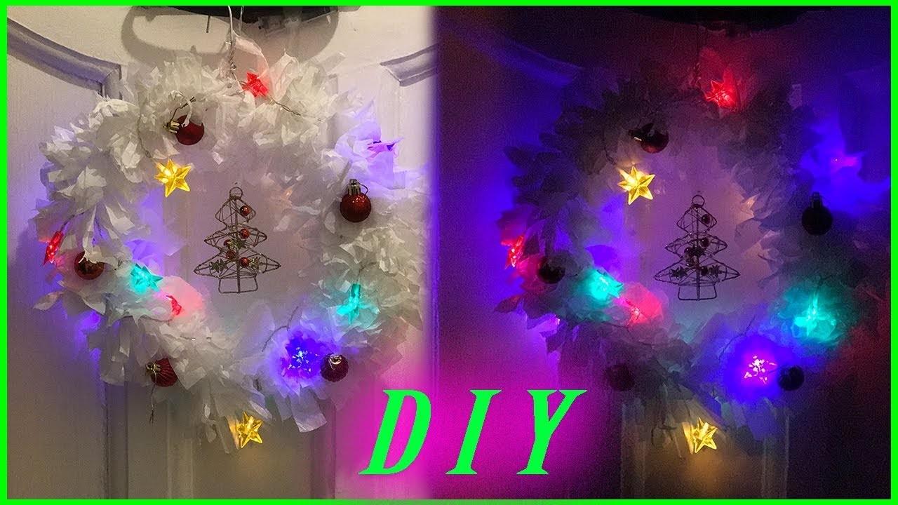 DIY Christmas Wreaths, Cheap Christmas Decorations, Christmas Decor Clearance, Cheap Holiday Wreaths