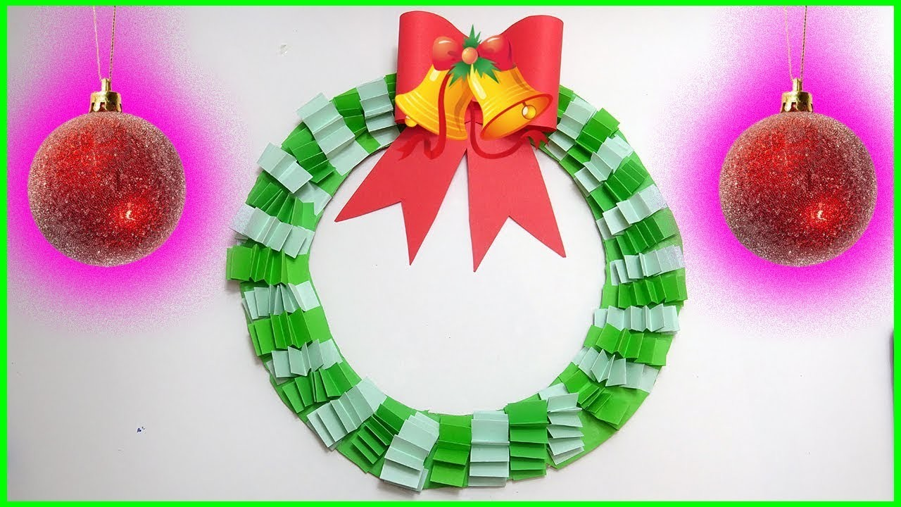 Diy christmas wreaths cheap christmas decorations for Cheap xmas decorations