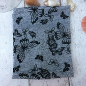 Dog Cowl Butterfly Design Small Dog