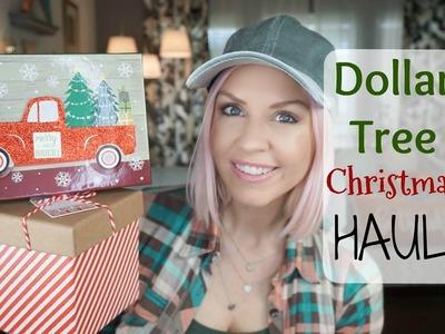 DOLLAR TREE HAUL  CHRISTMAS FINDS AT DOLLAR TREE  Megan Navarro #dollartreehaul